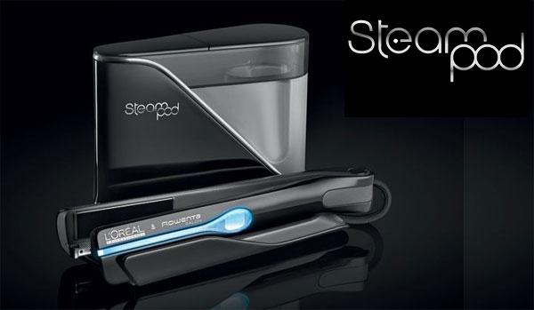 Преса за коса Steam-Pod
